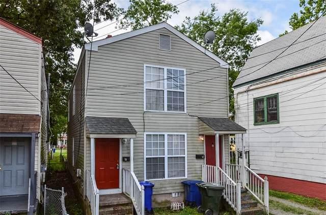 910 28th St, Newport News, VA 23607 (#10340736) :: Encompass Real Estate Solutions
