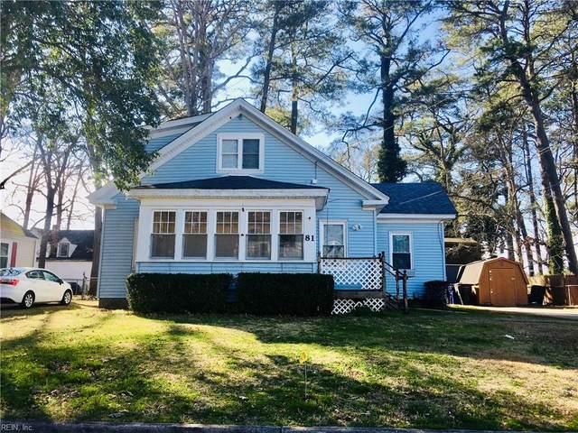 81 Nicholson St, Portsmouth, VA 23702 (#10340753) :: AMW Real Estate