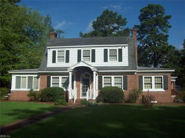 90 Irvinville Ln, Mathews County, VA 23109 (#10341009) :: AMW Real Estate
