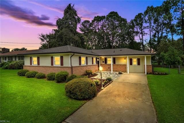 128 Raymond Dr, Hampton, VA 23666 (#10341013) :: Encompass Real Estate Solutions