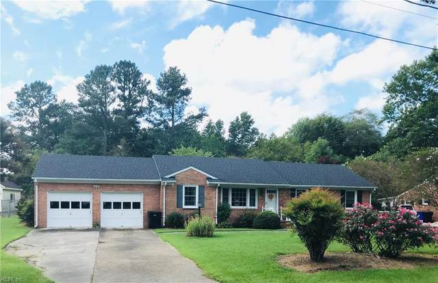 113 Verna St, Franklin, VA 23851 (#10341045) :: Abbitt Realty Co.