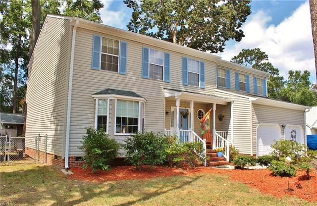 2 Ruth Cir, Hampton, VA 23666 (#10341065) :: Abbitt Realty Co.