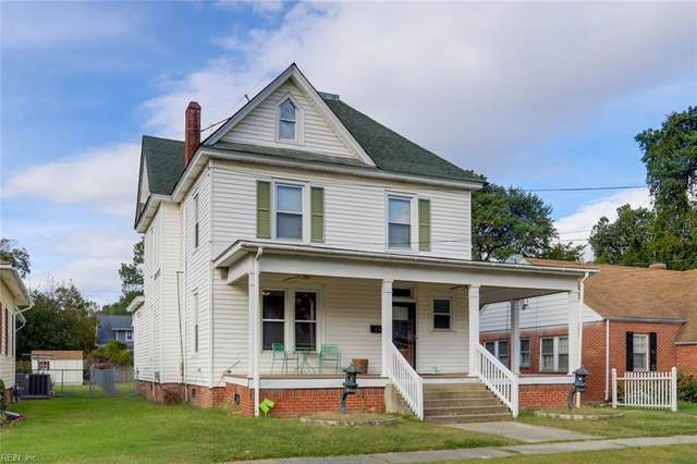 214 Highland Ave, Suffolk, VA 23434 (#10341099) :: RE/MAX Central Realty