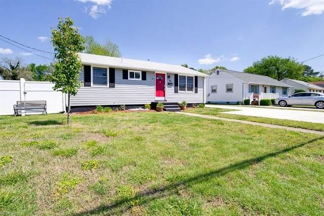 62 Newby Dr, Hampton, VA 23666 (#10341103) :: The Kris Weaver Real Estate Team