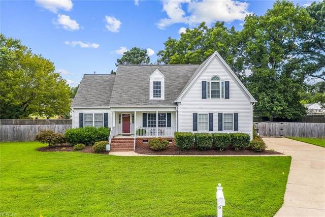 6 Poplar Ct, Isle of Wight County, VA 23430 (MLS #10341122) :: AtCoastal Realty