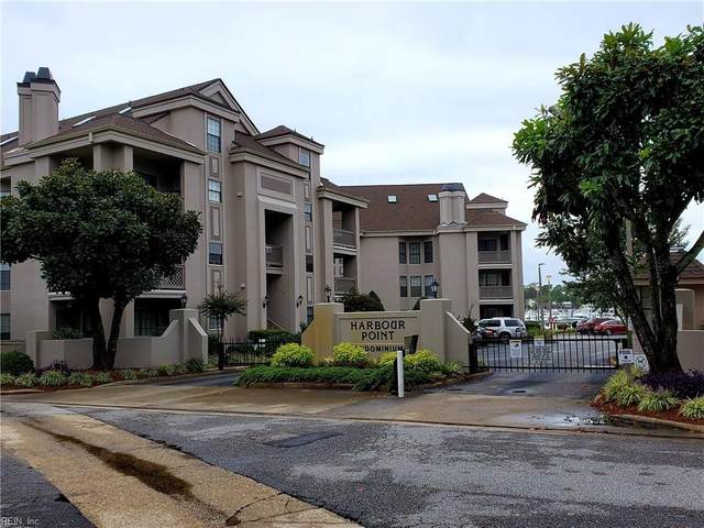 421 Harbour Pt #103, Virginia Beach, VA 23451 (#10341130) :: Avalon Real Estate