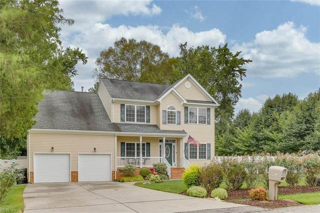 100 Frances Cir, York County, VA 23693 (#10341169) :: AMW Real Estate