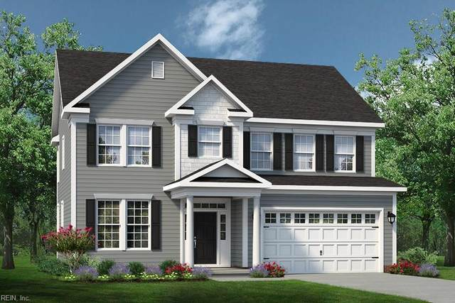 Lot E 22 E Berkley Dr, Hampton, VA 23663 (#10341172) :: Abbitt Realty Co.
