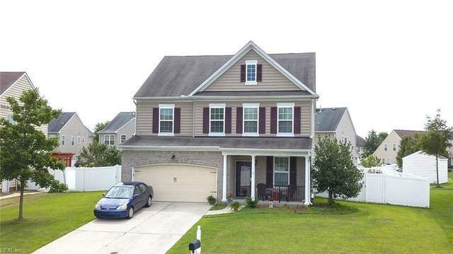 3 Kilverstone Way, Hampton, VA 23669 (#10341185) :: AMW Real Estate