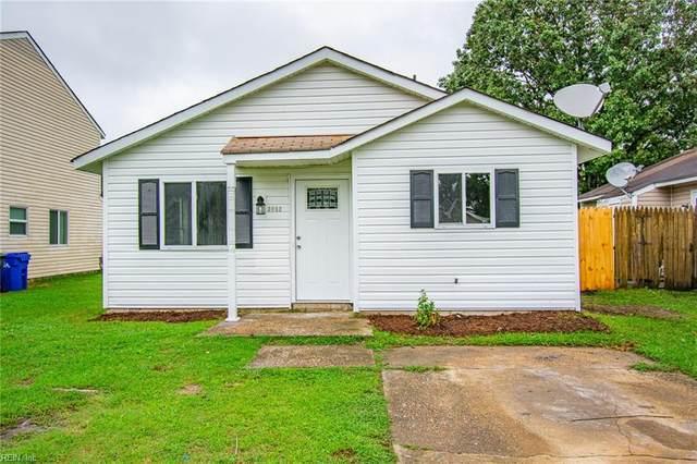 3853 Sugar Creek Cir, Portsmouth, VA 23703 (#10341225) :: Rocket Real Estate