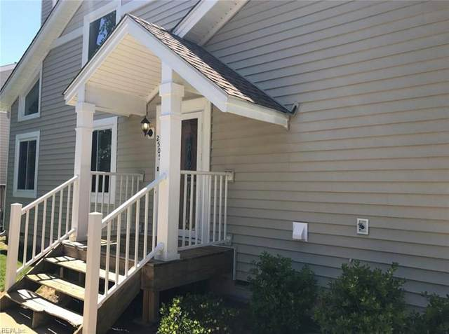 2505 Cove Point Pl, Virginia Beach, VA 23454 (#10341243) :: The Kris Weaver Real Estate Team