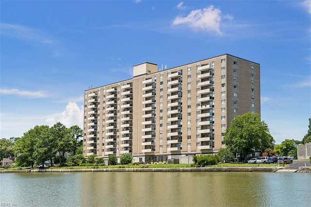 7320 Glenroie Ave 7F, Norfolk, VA 23505 (#10341257) :: Upscale Avenues Realty Group