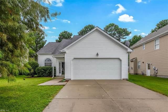 826 Holbrook Dr, Newport News, VA 23602 (#10341292) :: Berkshire Hathaway HomeServices Towne Realty