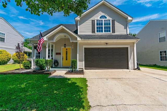 129 Nottingham Blvd, Suffolk, VA 23434 (#10341317) :: Kristie Weaver, REALTOR