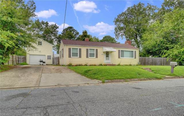 111 Byers Ave, Portsmouth, VA 23701 (#10341324) :: Abbitt Realty Co.