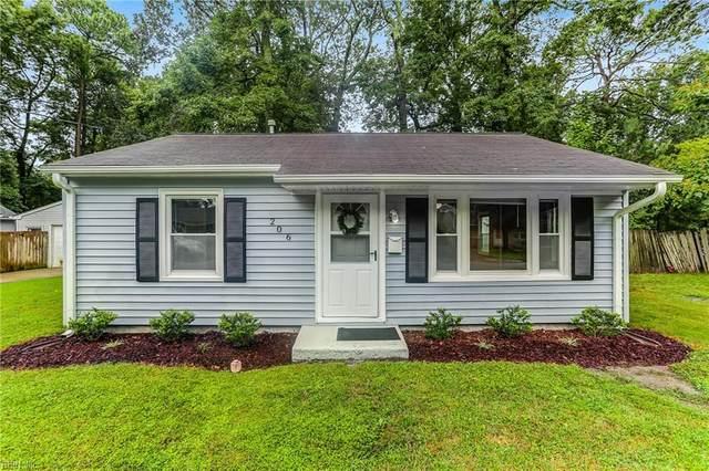 206 Beverly St, Hampton, VA 23669 (MLS #10341327) :: AtCoastal Realty