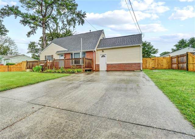 4917 Clover St, Virginia Beach, VA 23462 (#10341339) :: Gold Team VA