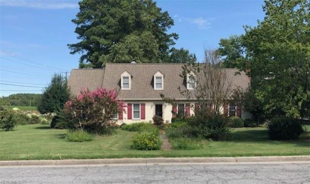 160 Crescent Dr, Franklin, VA 23851 (MLS #10341343) :: AtCoastal Realty