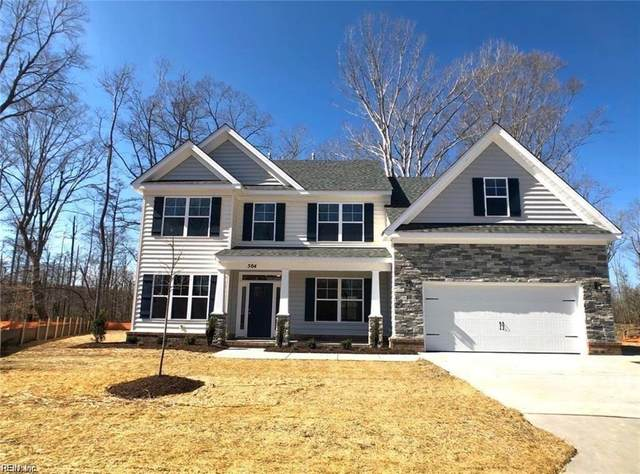 1248 Auburn Hill Dr, Chesapeake, VA 23320 (#10341360) :: Verian Realty