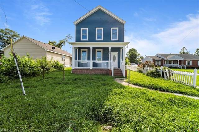 311 E Berkley Ave, Norfolk, VA 23523 (#10341418) :: Momentum Real Estate