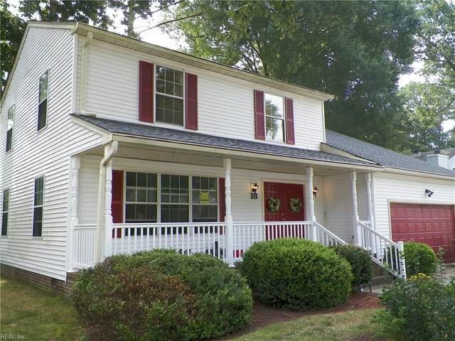 18 Pelchat Dr, Hampton, VA 23666 (#10341467) :: Abbitt Realty Co.