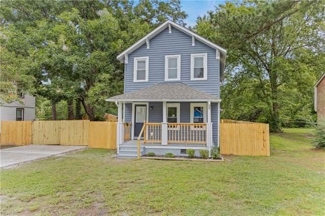 109 Beacon Rd, Portsmouth, VA 23702 (#10341488) :: AMW Real Estate