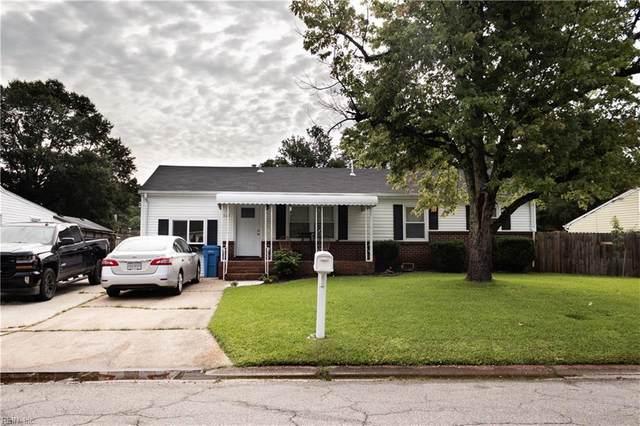1061 Saint Julian Dr, Chesapeake, VA 23323 (#10341489) :: The Kris Weaver Real Estate Team