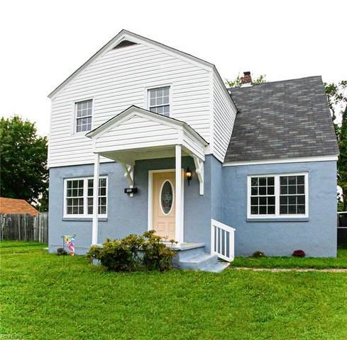639 47th St, Newport News, VA 23607 (#10341500) :: Encompass Real Estate Solutions