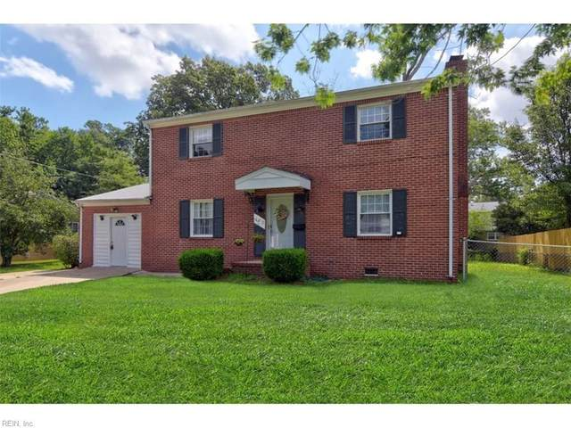 572 Beech Dr, Newport News, VA 23601 (#10341515) :: Elite 757 Team