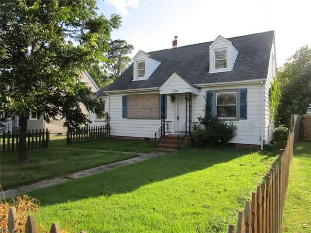 4210 Kecoughtan Rd, Hampton, VA 23669 (#10341523) :: Avalon Real Estate
