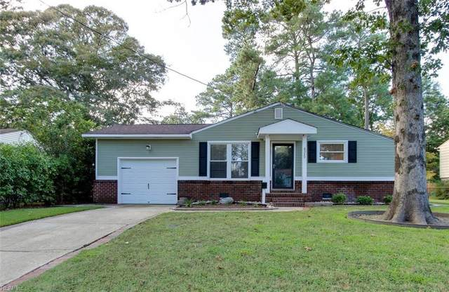 8329 Capeview Ave Ave, Norfolk, VA 23518 (#10341601) :: AMW Real Estate