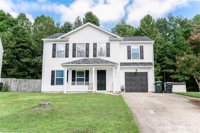 115 Low Ridge Rd, York County, VA 23185 (#10341602) :: Community Partner Group