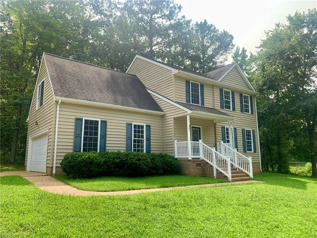 201 Curry Dr, James City County, VA 23188 (#10341622) :: Encompass Real Estate Solutions