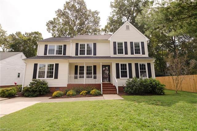 4 Gunter Ct, Hampton, VA 23666 (MLS #10341634) :: AtCoastal Realty