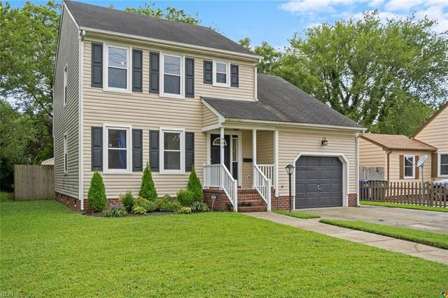 909 Whitehead Ave, Norfolk, VA 23523 (#10341636) :: Kristie Weaver, REALTOR