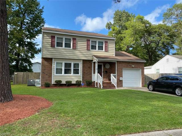 10 Haley Dr, Hampton, VA 23666 (#10341644) :: Berkshire Hathaway HomeServices Towne Realty
