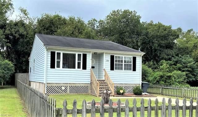 131 Cedar Ave, Newport News, VA 23607 (#10341656) :: Berkshire Hathaway HomeServices Towne Realty