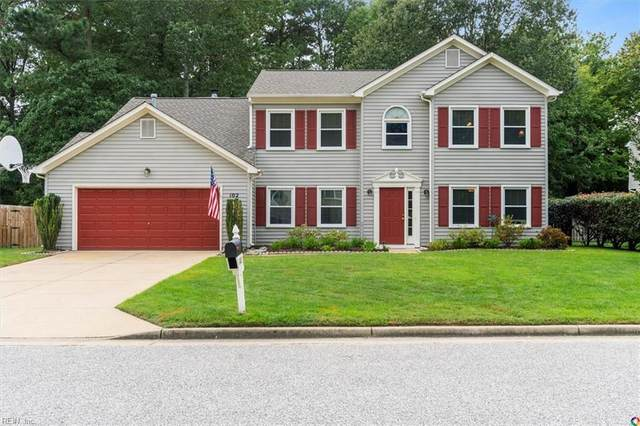 102 Hedgerow Ln, York County, VA 23693 (#10341674) :: The Kris Weaver Real Estate Team