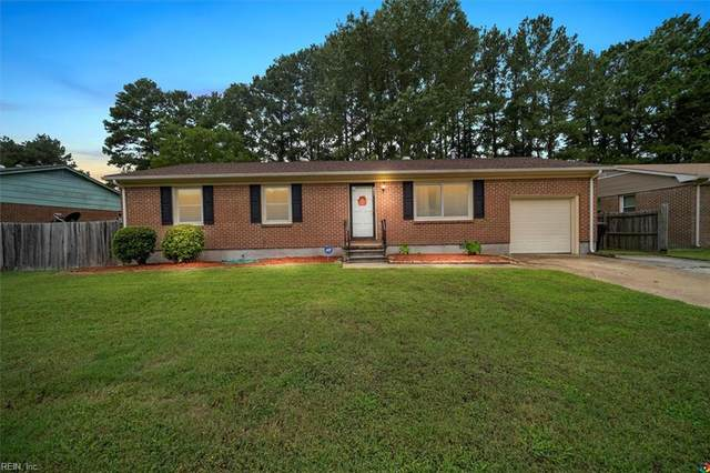 1224 Lakeview Dr, Portsmouth, VA 23701 (#10341701) :: Rocket Real Estate