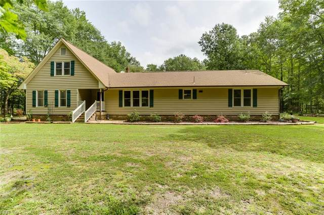 18321 Darden Scout Rd, Southampton County, VA 23837 (#10341702) :: Avalon Real Estate
