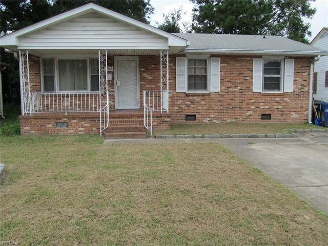 2512 Moton St, Portsmouth, VA 23707 (#10341707) :: Berkshire Hathaway HomeServices Towne Realty