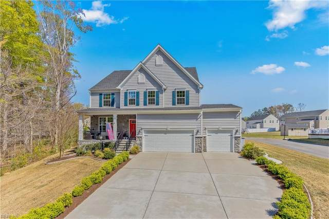 360 Barclay Rd, Newport News, VA 23606 (#10341775) :: Upscale Avenues Realty Group