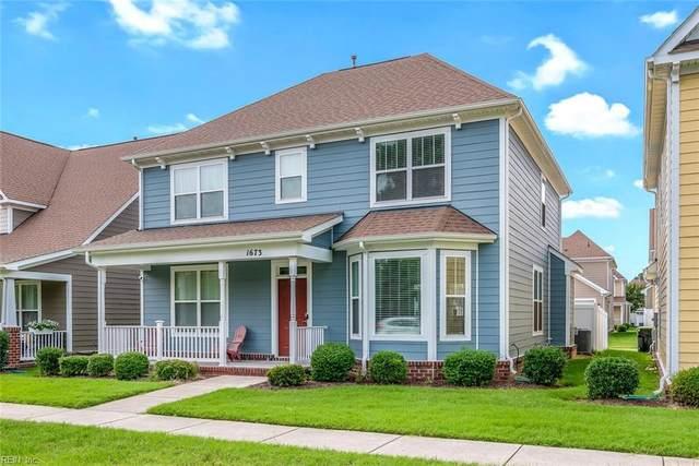 1673 Briarfield Rd, Hampton, VA 23669 (#10341810) :: Abbitt Realty Co.