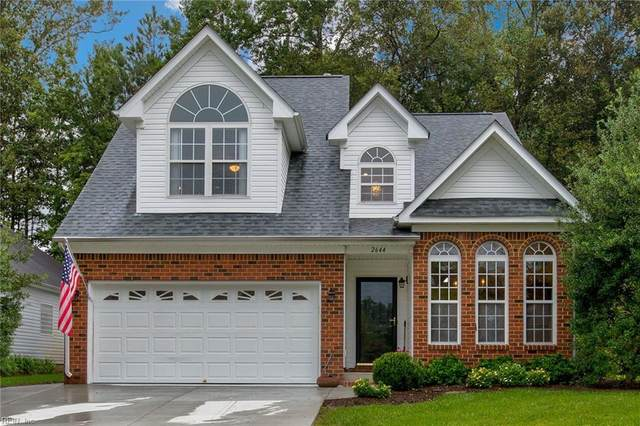 2644 Einstein Dr, Virginia Beach, VA 23456 (#10341813) :: Encompass Real Estate Solutions