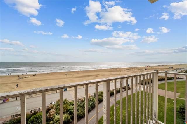 3615 Atlantic Ave #402, Virginia Beach, VA 23451 (#10341823) :: The Kris Weaver Real Estate Team