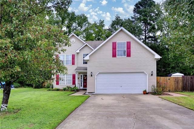 313 Vivian Ct, York County, VA 23690 (#10341862) :: Encompass Real Estate Solutions