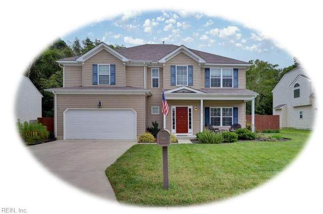 3444 Frederick Dr, James City County, VA 23168 (MLS #10341875) :: AtCoastal Realty