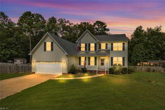 16357 Smithfield Heights Dr, Isle of Wight County, VA 23430 (#10341916) :: Austin James Realty LLC