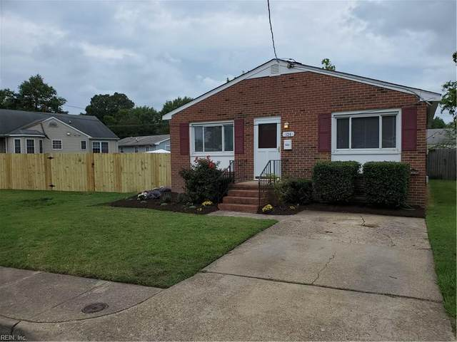 124 W Cummings Ave, Hampton, VA 23663 (#10341934) :: Avalon Real Estate