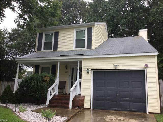 203 Clifton Ct, Newport News, VA 23608 (#10341963) :: Elite 757 Team